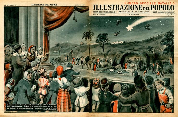 1948-ILLUSTRAZIONE DEL POPOLO