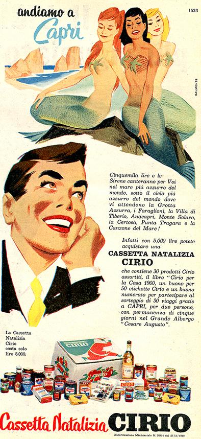 1959 - Cirio