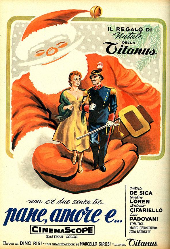 1955 Pane amore e...