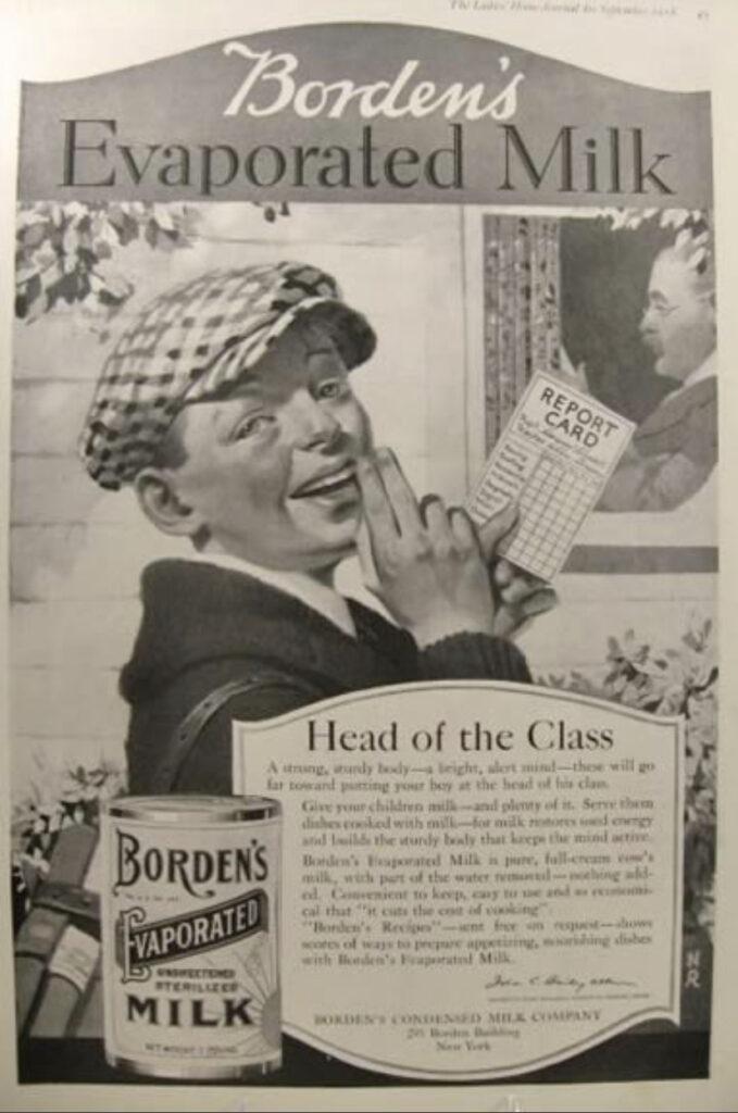 1918-Bordens-Evaporated-Milk-1