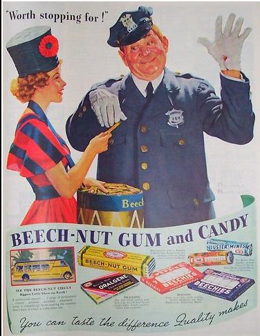 1937-Beech Nut Gum