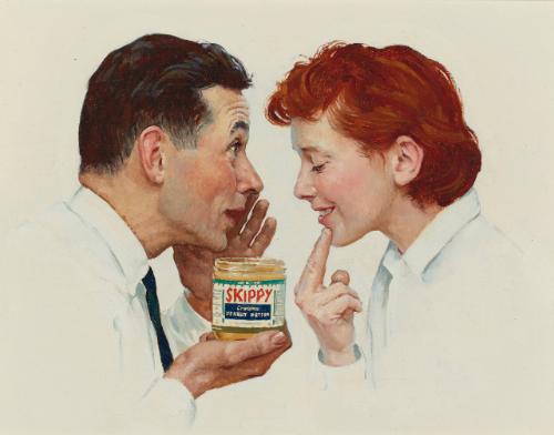 1963 Skippy Peanuts Butter