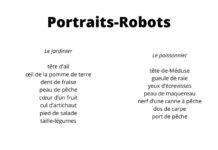 Portraits-Robots