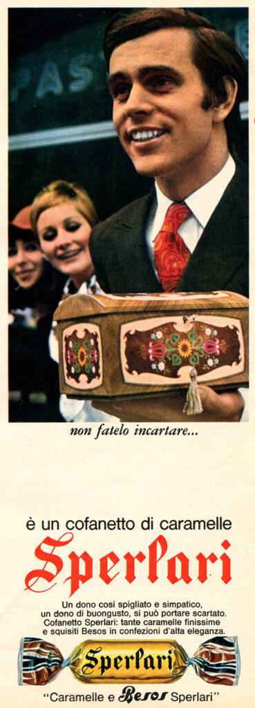 1968 Cofanetto Sperlari