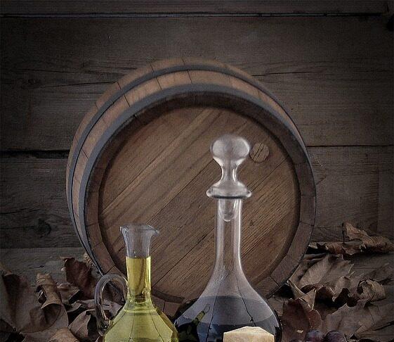 vino olio