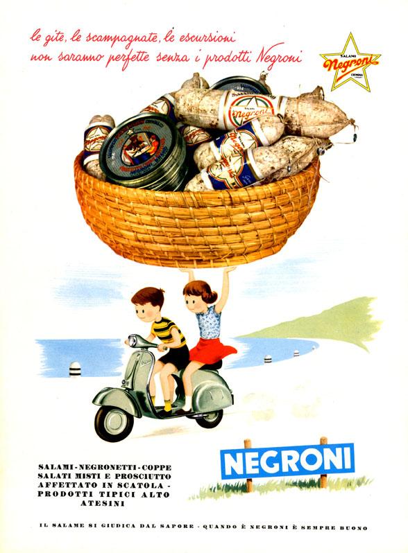1958 ca - NEGRONI