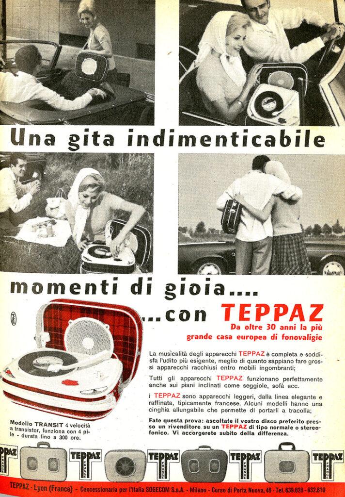 1960 TEPPAZ
